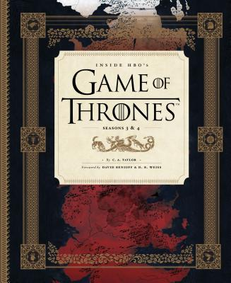 Inside HBO's Game of Thrones: Seasons 3 & 4 cover image