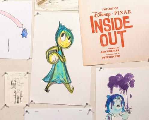 The Art of Inside Out Cover Image
