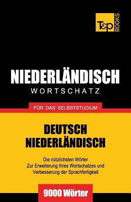 Niederländischer Wortschatz für das Selbststudium - 9000 Wörter Cover Image