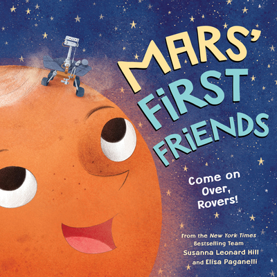 Cover for Mars' First Friends