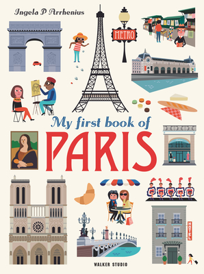 My First Book of Paris Cover Image