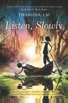 Listen, Slowly Cover Image