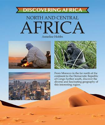 North and Central Africa (Discovering Africa #5) Cover Image