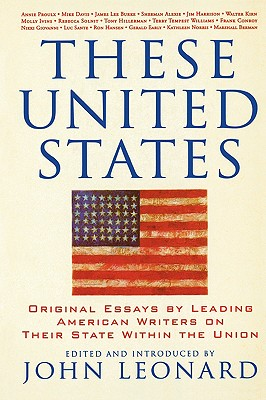 Cover for These United States