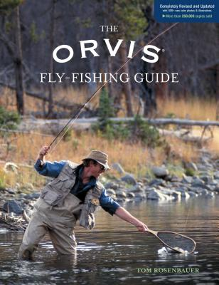 The Orvis Fly-Fishing Guide Cover Image