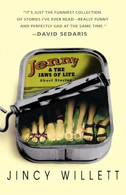 Jenny and the Jaws of Life: Short Stories Cover Image