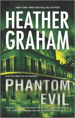 Phantom Evil (Krewe of Hunters #1) Cover Image