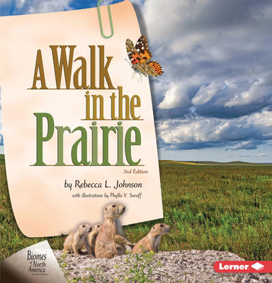 A Walk in the Prairie, 2nd Edition Cover Image