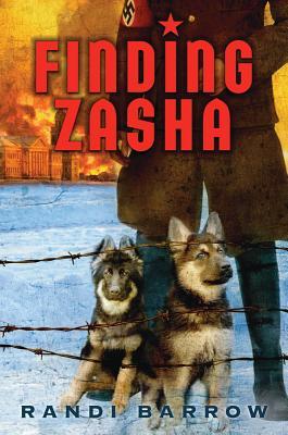 Finding Zasha Cover Image
