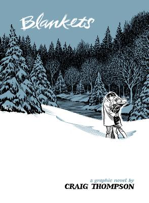 Blankets: A Graphic Novel Cover Image