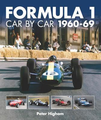 Formula 1: Car by Car 1960-69 (Formula 1 CBC) Cover Image