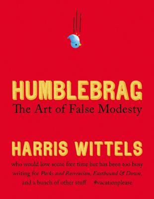 Cover for Humblebrag