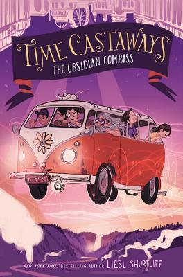 Time Castaways #2: The Obsidian Compass Cover Image