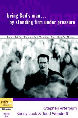 Being God's Man by Standing Firm Under Pressure Cover