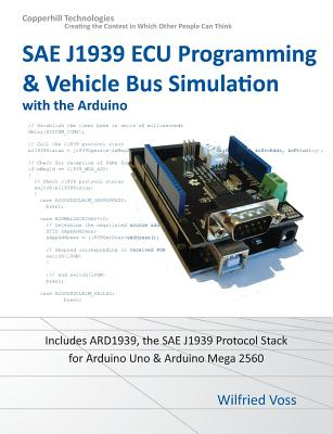 Sae J1939 ECU Programming & Vehicle Bus Simulation with Arduino Cover Image