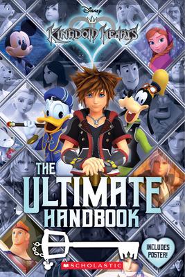 Kingdom Hearts: Ultimate Handbook Cover Image