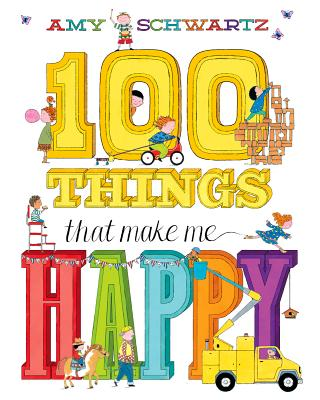 100 Things That Make Me Happy Cover