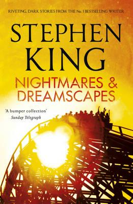 Cover for Nightmares and Dreamscapes