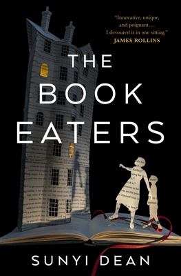 Cover for The Book Eaters