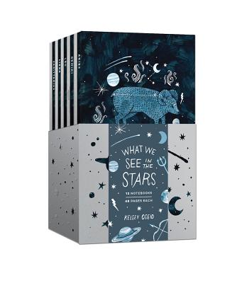 What We See in the Stars: A 12-Notebook Set Cover Image