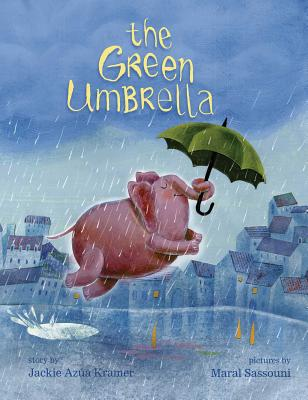 The Green Umbrella by Jackie Azua Kramer