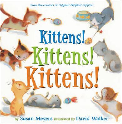 Kittens! Kittens! Kittens! Cover