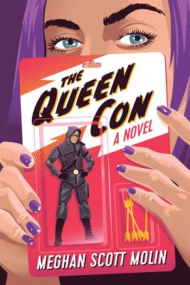 The Queen Con cover