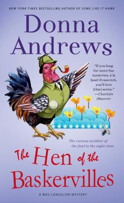 The Hen of the Baskervilles: A Meg Langslow Mystery (Meg Langslow Mysteries #15) Cover Image