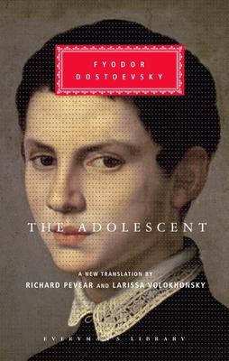The Adolescent Cover