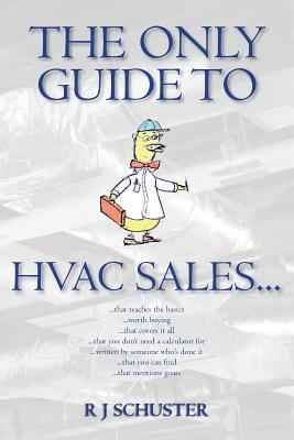 The Only Guide to HVAC Sales... Cover Image