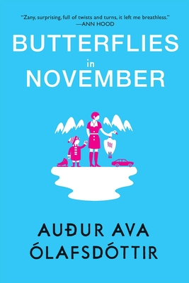 Butterflies in November Cover Image