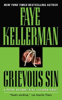 Grievous Sin (Decker/Lazarus Novels #6) Cover Image