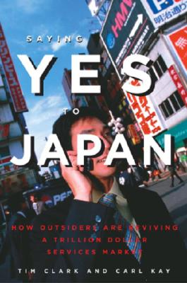 Saying Yes to Japan Cover