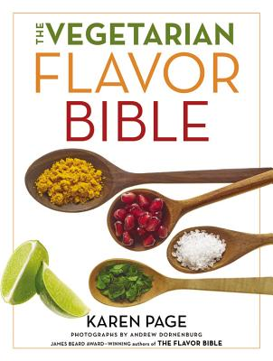 The Vegetarian Flavor Bible Cover
