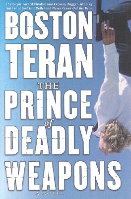 The Prince of Deadly Weapons Cover