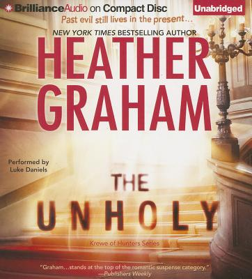 The Unholy (Krewe of Hunters #6) Cover Image