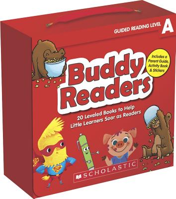 Buddy Readers: Level A (Parent Pack): 20 Leveled Books for Little Learners Cover Image