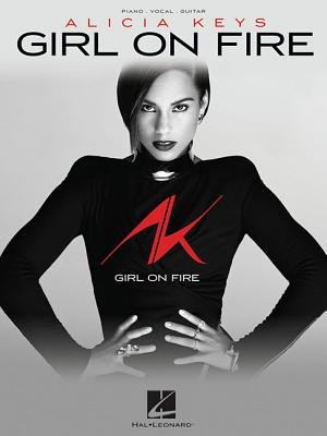 Alicia Keys - Girl on Fire Cover Image