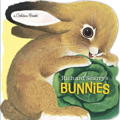 Richard Scarry's Bunnies Cover Image