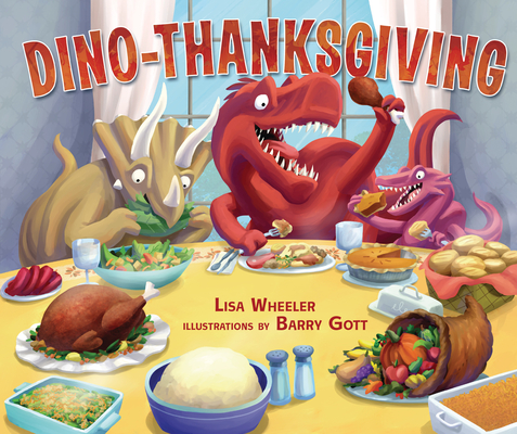 Dino-Thanksgiving Cover Image