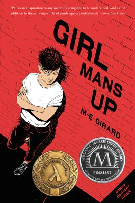 Girl Mans Up Cover Image
