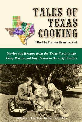 Cover for Tales of Texas Cooking
