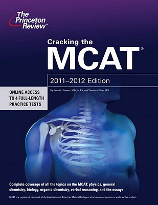 Cracking the MCAT, 2011-2012 Edition Cover