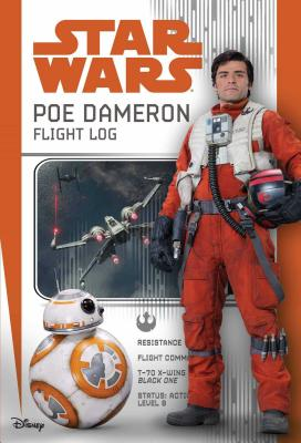 Star Wars Poe Dameron Flight Log