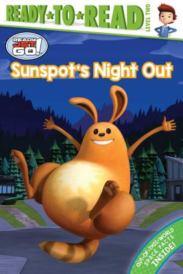 Cover for Sunspot's Night Out (Ready Jet Go!)
