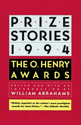 Prize Stories 1994: The O. Henry Awards Cover Image