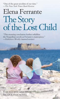 Cover for The Story of the Lost Child (Neapolitan Novels #4)