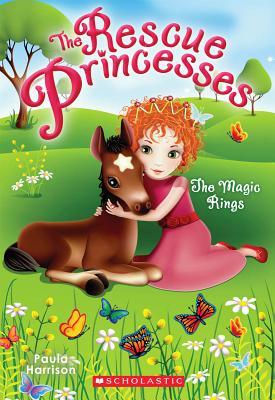 The Magic Rings (Rescue Princesses #6) (The Rescue Princesses #6) Cover Image