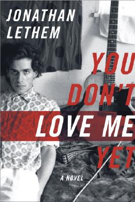 You Don't Love Me Yet Cover
