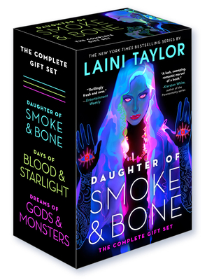 Daughter of Smoke & Bone: The Complete Gift Set Cover Image